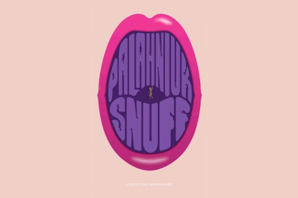 chuck palahniuk snuff book