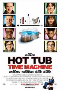 "Is ""Hot Tub Time Machine"" Based on Harvey Birdman Episode?"