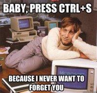 Dreamy Bill Gates Meme