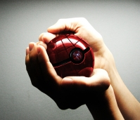 The Pokeball of Spider-Man (Marvel)