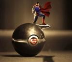The Pokeball of Superman (DC Comics)