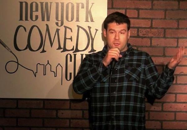 Neal Lynch New York Comedy Club February 16