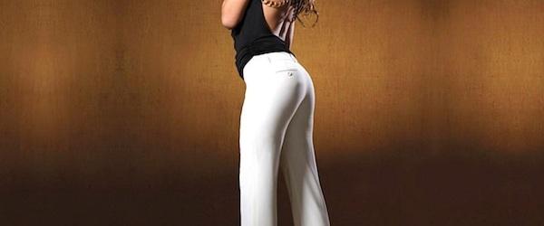 Carla Ossa white pants