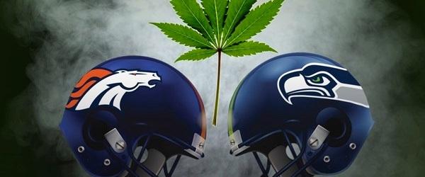 super bowl 2014 broncos seahawks marijuana