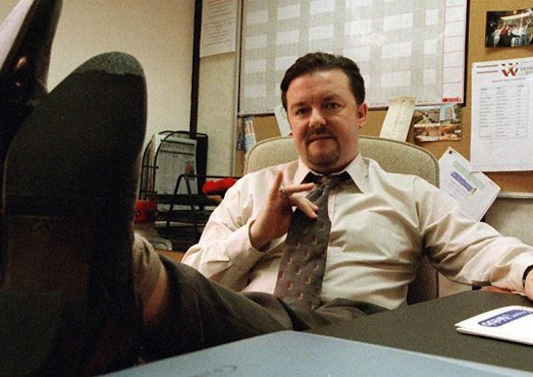 the office british ricky gervais