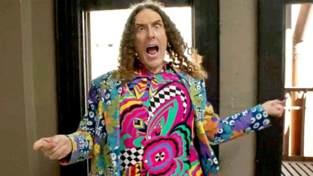 weird al yankovic tacky music video