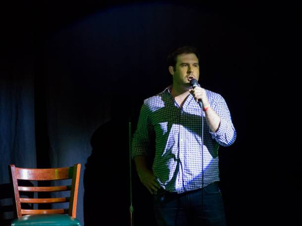 neal lynch stand up comedian hoboken comedy festival
