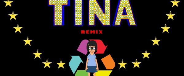 bob's burgers tina belcher music video eclectic method mix