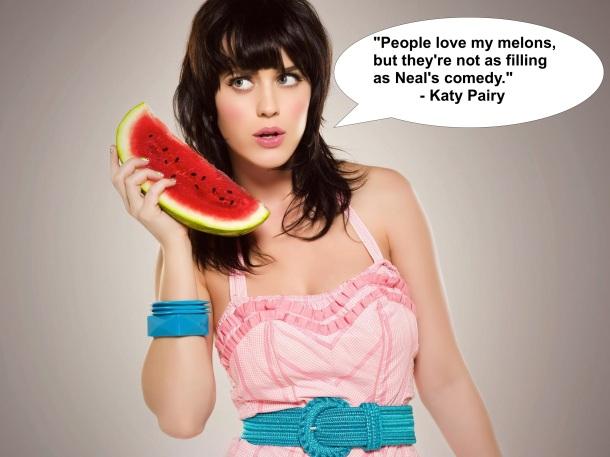 katy perry watermelon