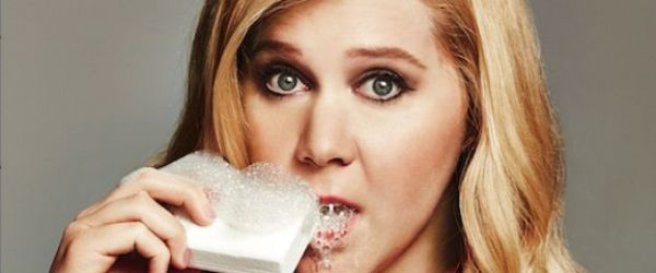 amy schumer eat soap