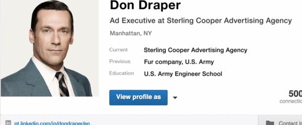 don draper linkedin