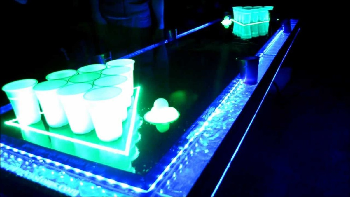I Want This Beer Pong Table, But I'll Need Insurance