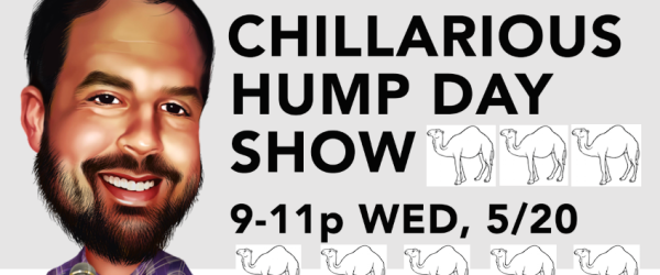 neal lynch chillarious hump day show featured