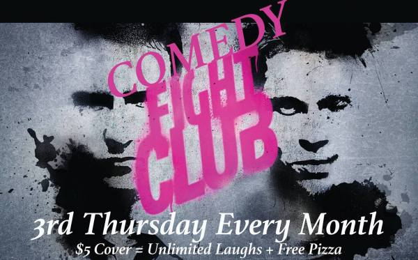 comedy fight club august 20th featured