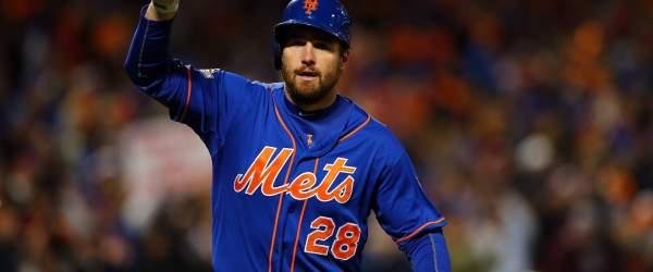 Daniel Murphy Mets 2015 playoffs mlb baseball postseason