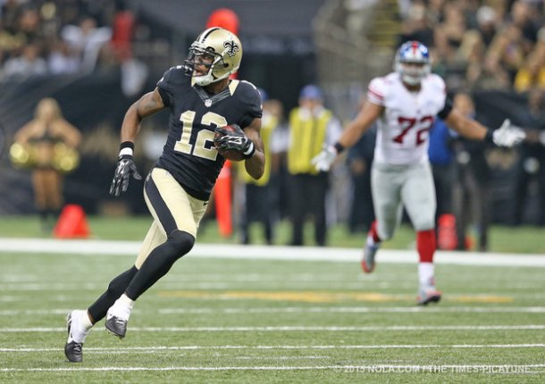 marques colston saints giants 2015 nfl week 8