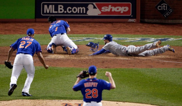 MLB Royals Mets 2015 World Series Game 5