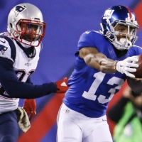 Giants Let Giant Win Slip Away Against Depleted Patriots