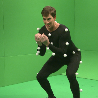 "Eli's Touchdown Dance Should Be ""The Dropped Sandwich"" From SNL Motion Capture Sketch"