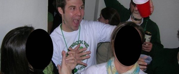 Neal Lynch St. Patrick's Day 2005