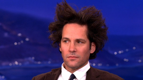 paul rudd conan