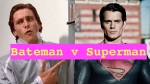 american psycho patrick bateman v superman man of steel