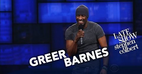 greer barnes comedy stephen colbert