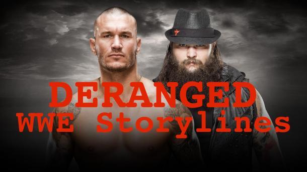 WWE Randy Orton Bray Wyatt