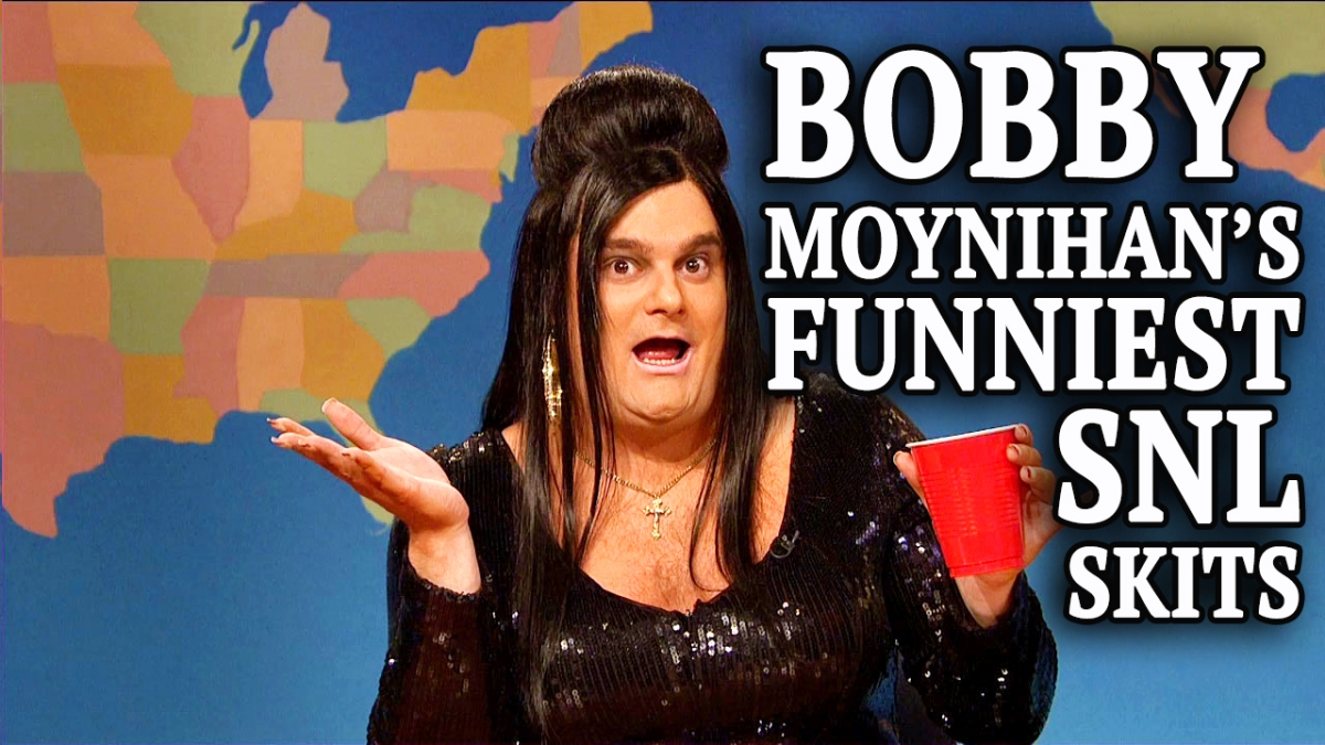 The 15 Funniest Bobby Moynihan SNL Characters And Sketches