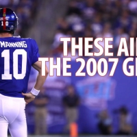 Why The 2017 NY Giants Aren't The 2007 NY Giants