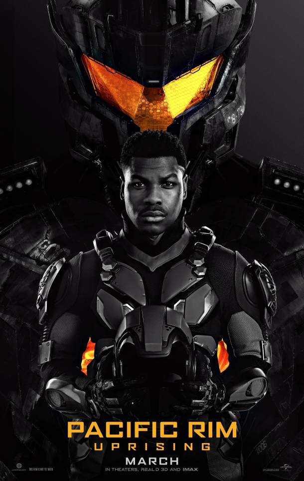 pacific-rim-uprising movie poster john boyega