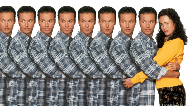 multiplicity movie michael keaton