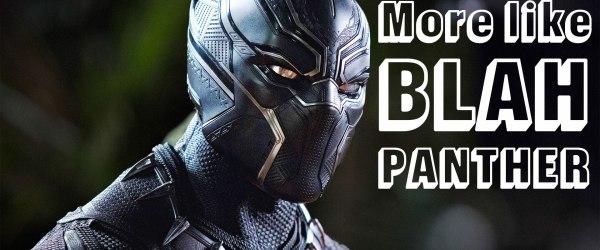 Chadwick Boseman as T'Challa aka Black Panther