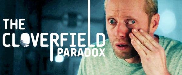 The Cloverfield Paradox movie (2018).
