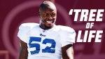 Alec Ogletree Rams Linebacker NFL Football Giants