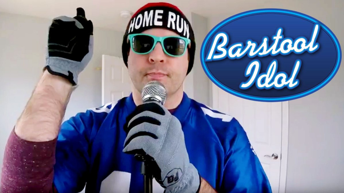 A Thorough Examination of My Barstool Idol Audition Video