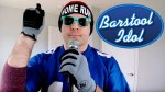 Neal Lynch auditions for Barstool Sports' Barstool Idol