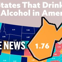I'm Throwing the Challenge Flag on West Virginia Being One of the Least Drunk States in America