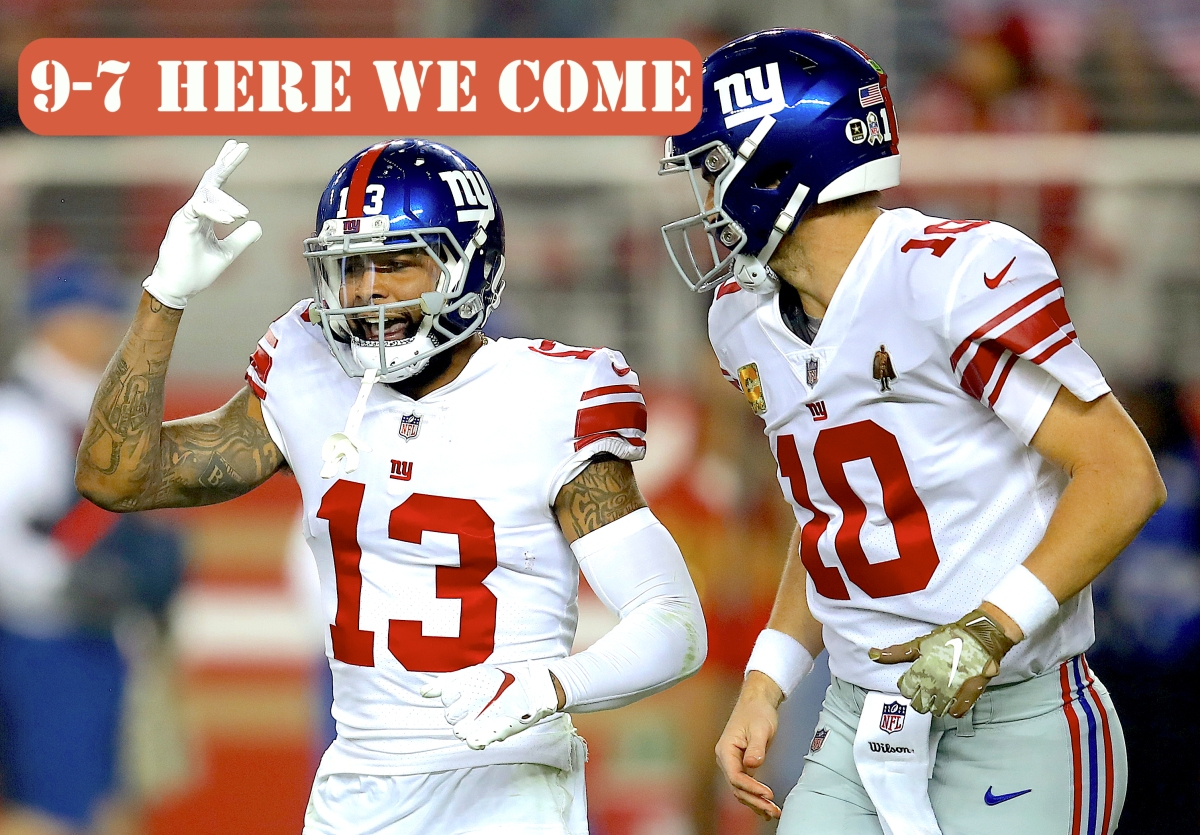 Everything That Needs To Happen for the Giants to Make the Playoffs