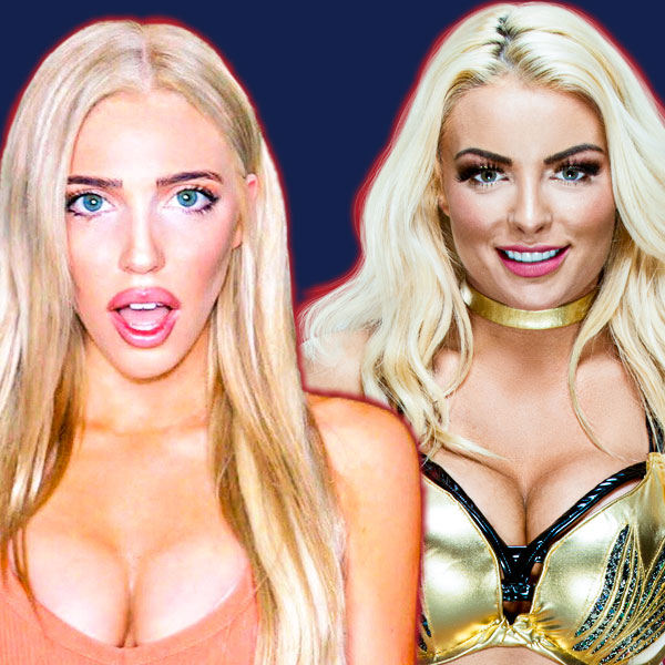 Alexandra Cooper and Mandy Rose