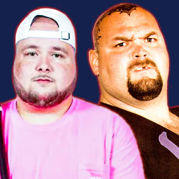 Big Ev Double Vodka Don and Bam Bam Bigelow