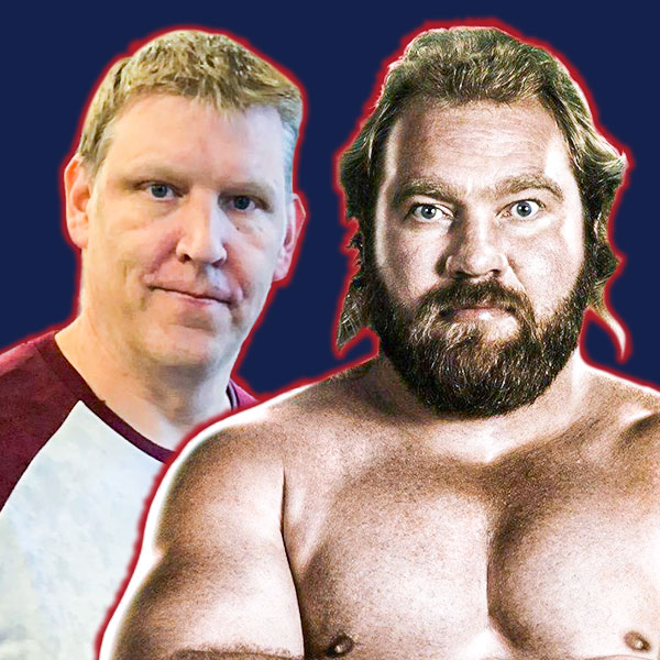 Brandon Walker and Big John Studd