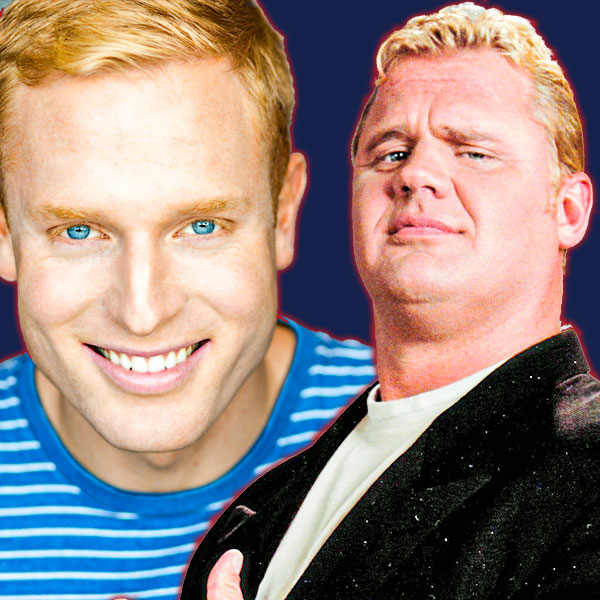Francis Ellis and Mr Perfect Curt Hennig