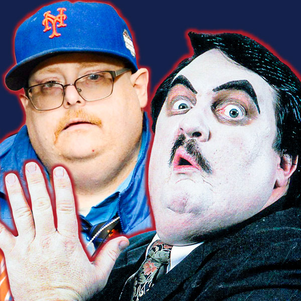 Frank the Tank and Paul Bearer