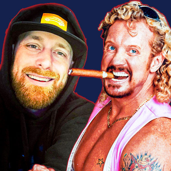 Gaz Paul Gulczynski and Diamond Dallas Page DDP