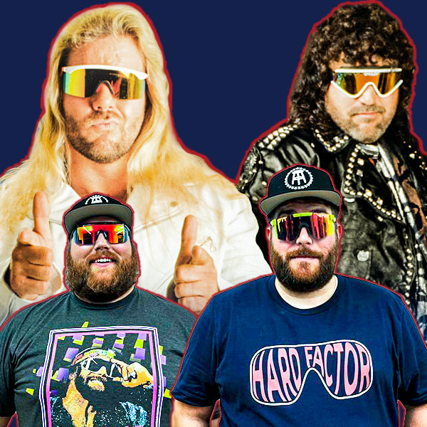 Hard Factor Wes & Will and The Fabulous Freebirds