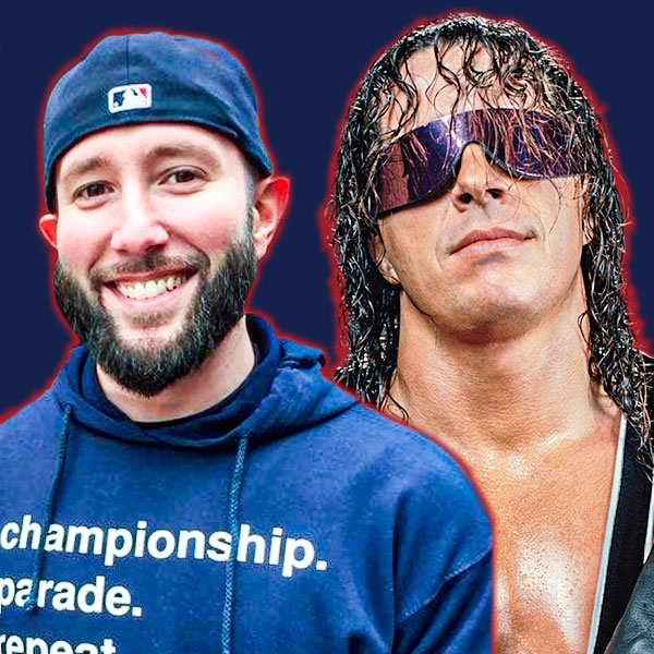 Jared Carrabis and Bret The Hitman Hart