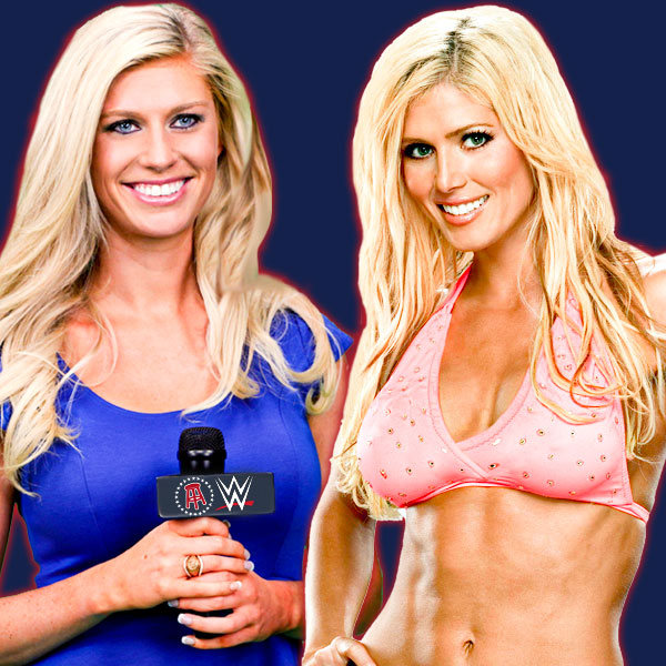 Kayce Smith and Torrie Wilson