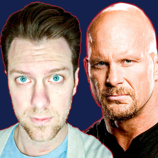 KFC Kevin Francis Clancy and Stone Cold Steve Austin