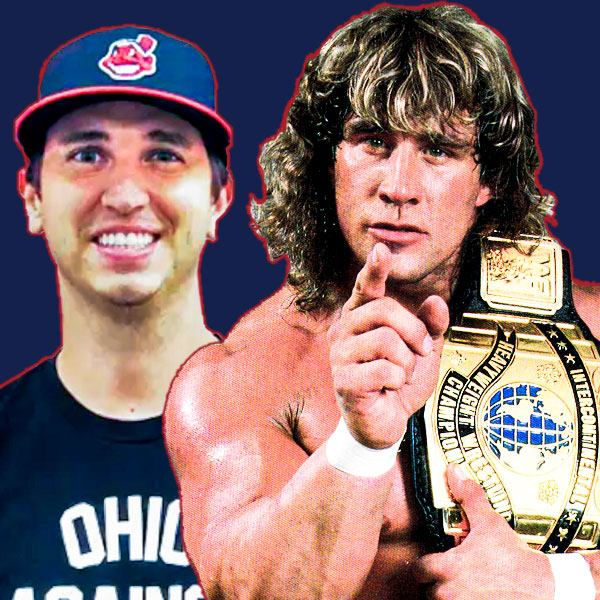 Ohios Tate and Texas Tornado Kerry Von Erich